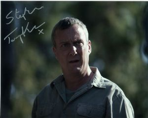 Stephen Tompkinson WILD AT HEART - DCI BANKS 10x8 Genuine Signed Autograph 11266